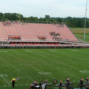 BHS Band 04 piqua